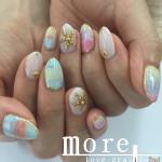 (2nd)夏仕様ネイル