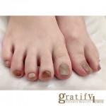 (coco)foot nail♪